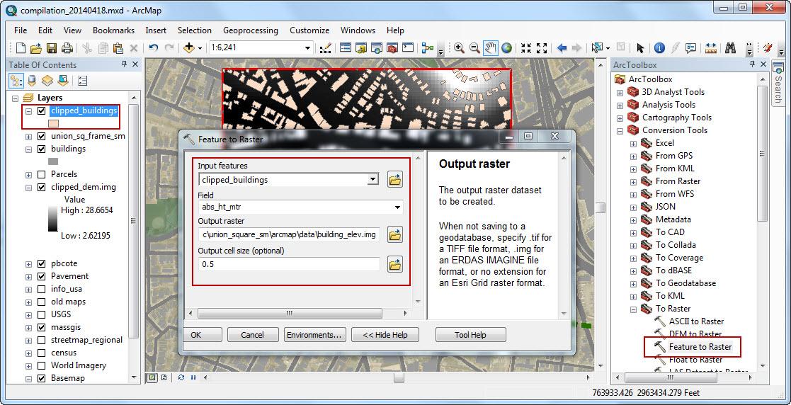 GIS Manual: View Corridor Studies